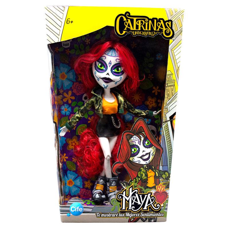 Muñeca Catrina Maya 8435442419349