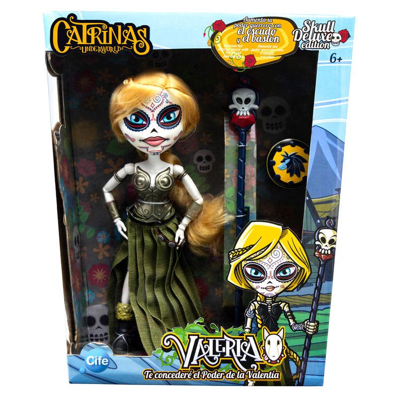 Muñeca Catrina Valeria 8435442419356