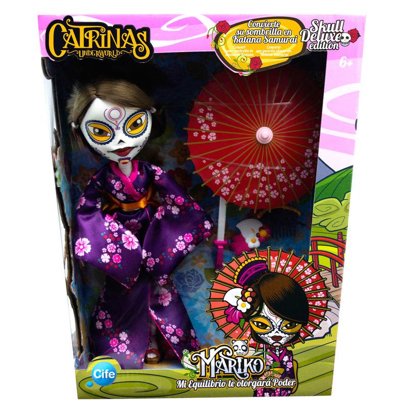 Muñeca Catrina Mariko 8435442419370