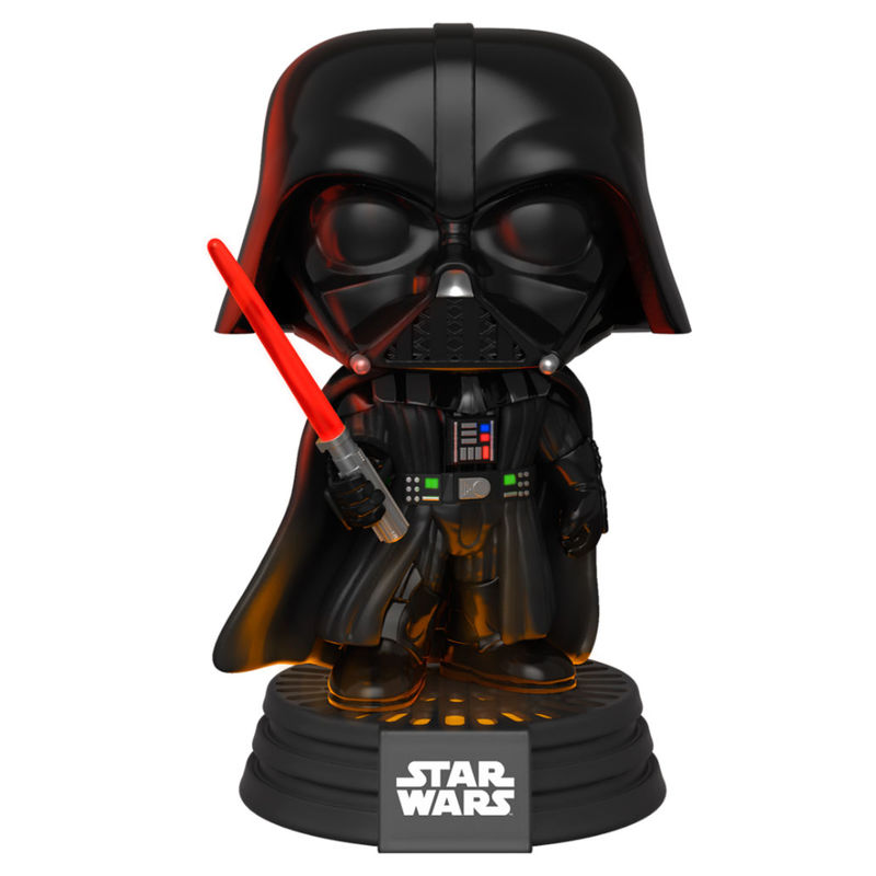 Funko POP o Figura POP Star Wars Darth Vader Electronic luz y sonido