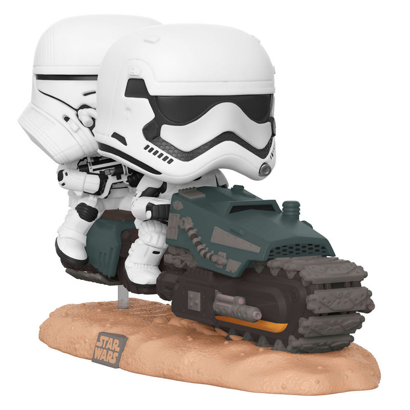 Funko POP o Figura POP Star Wars Rise of Skywalker Tread Speeder