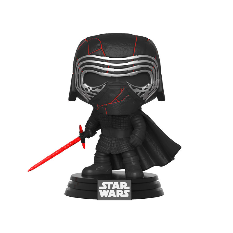 Funko POP o Figura POP Star Wars Rise of Skywalker Kylo Ren Supreme Leader