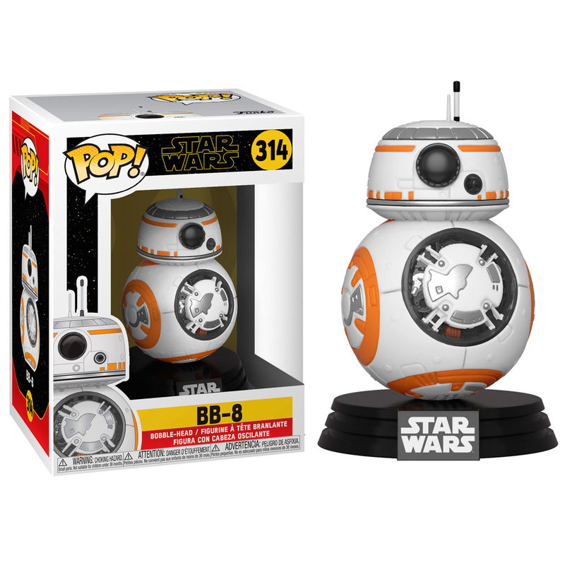 Funko POP o Figura POP Star Wars Rise of Skywalker BB-8