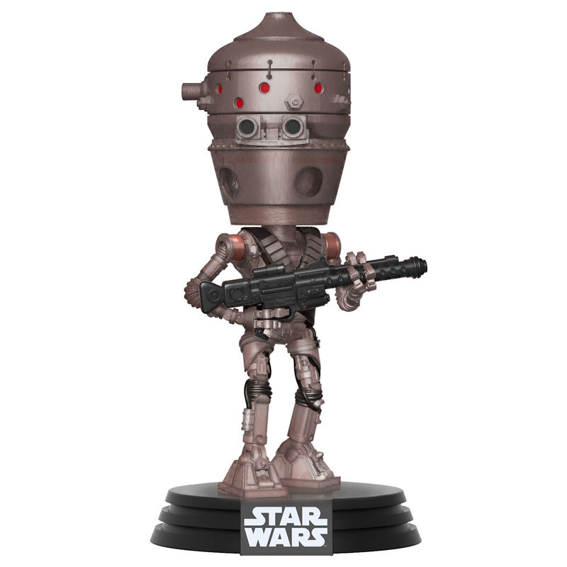Funko POP o Figura POP Star Wars Mandalorian IG-11