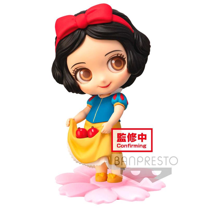 Figura Blancanieves Disney Sweetiny Q posket  A 10cm By Banpresto