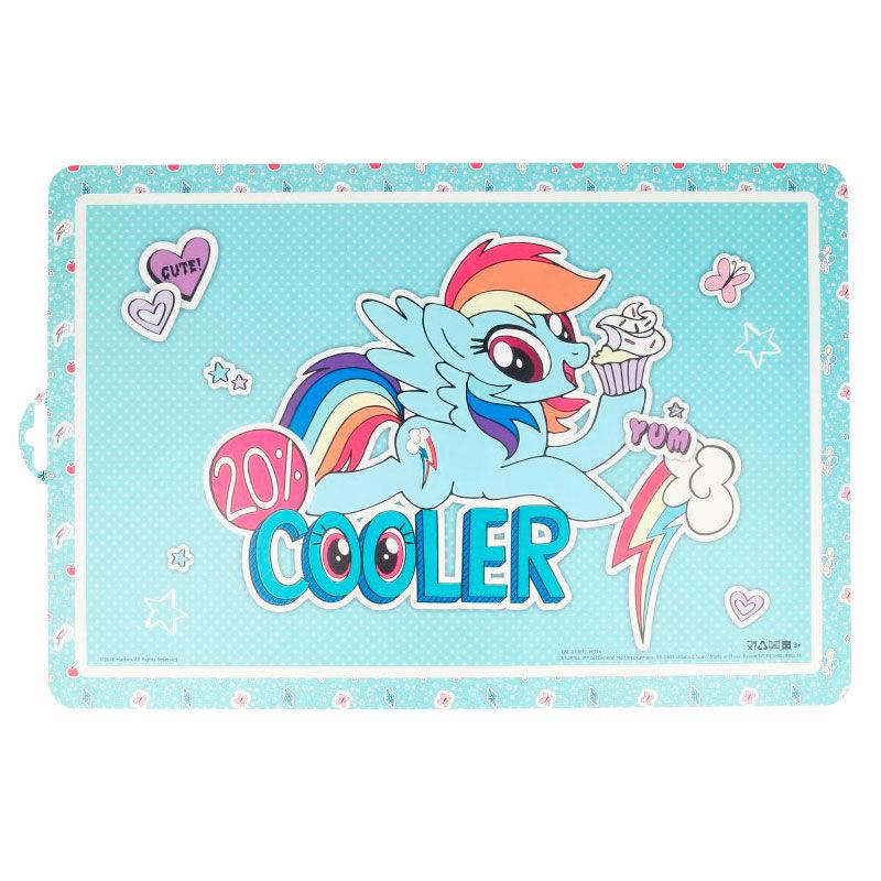 Mantel individual Mi Pequeño Pony 8412497805198