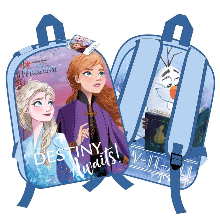 Mochila reversible Frozen 2 Disney
