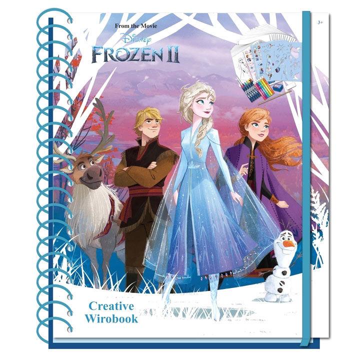 Libreta Frozen 2 Disney