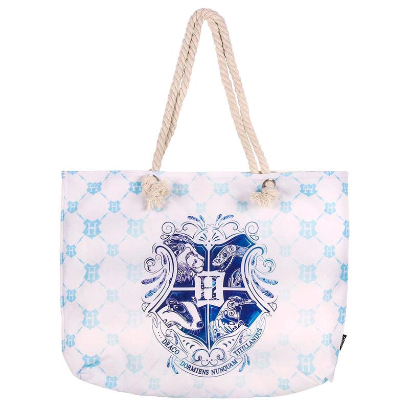 Bolsa playa Harry Potter algodón
