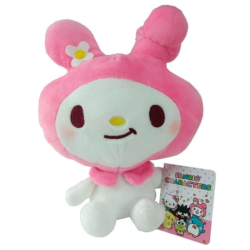 Peluche My Melody Hello Kitty Sanrio 23cm 5055270310583MyMelody