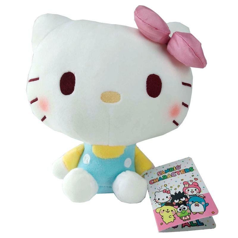 Peluche Hello Kitty Sanrio 23cm 5055270310583HelloKitty