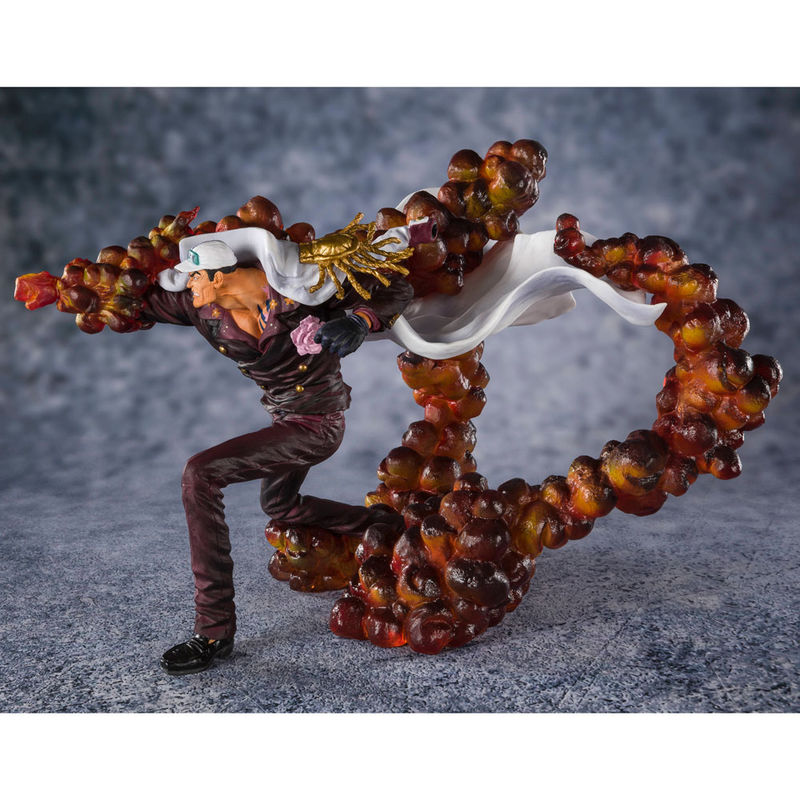 Figura Sakazuki Akainu The Three Admirals One Piece 18cm