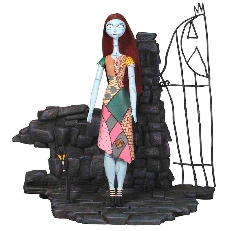 Figura articulada Sally Pesadilla Antes de Navidad Disney serie 1 18cm By Diamond Select