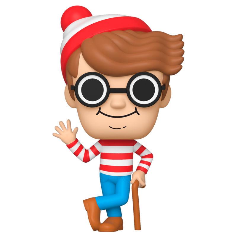 Funko POP o Figura POP Books Donde esta Wally Waldo