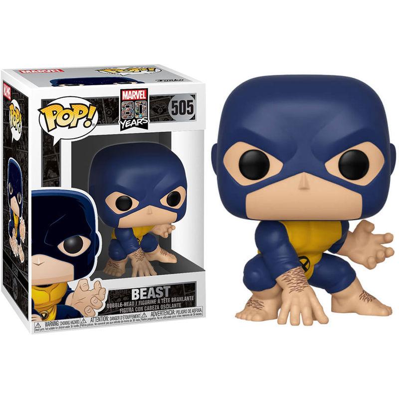Funko POP o Figura POP Marvel 80th First Appearance Beast