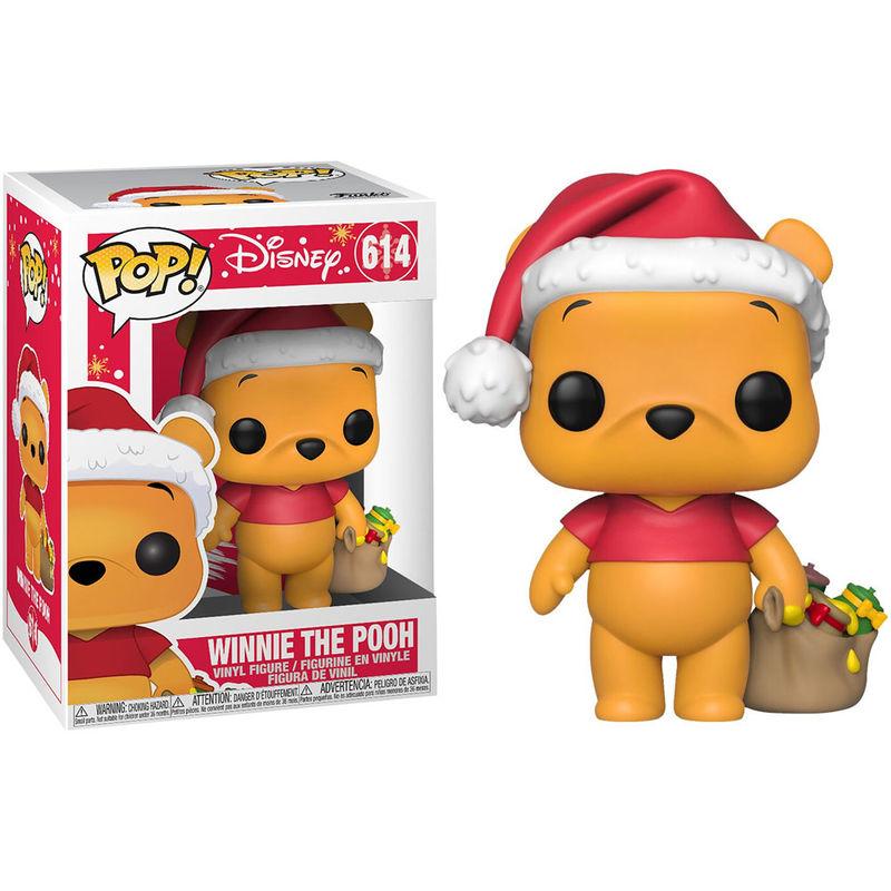 Figura POP Disney Winnie the Pooh Navidad