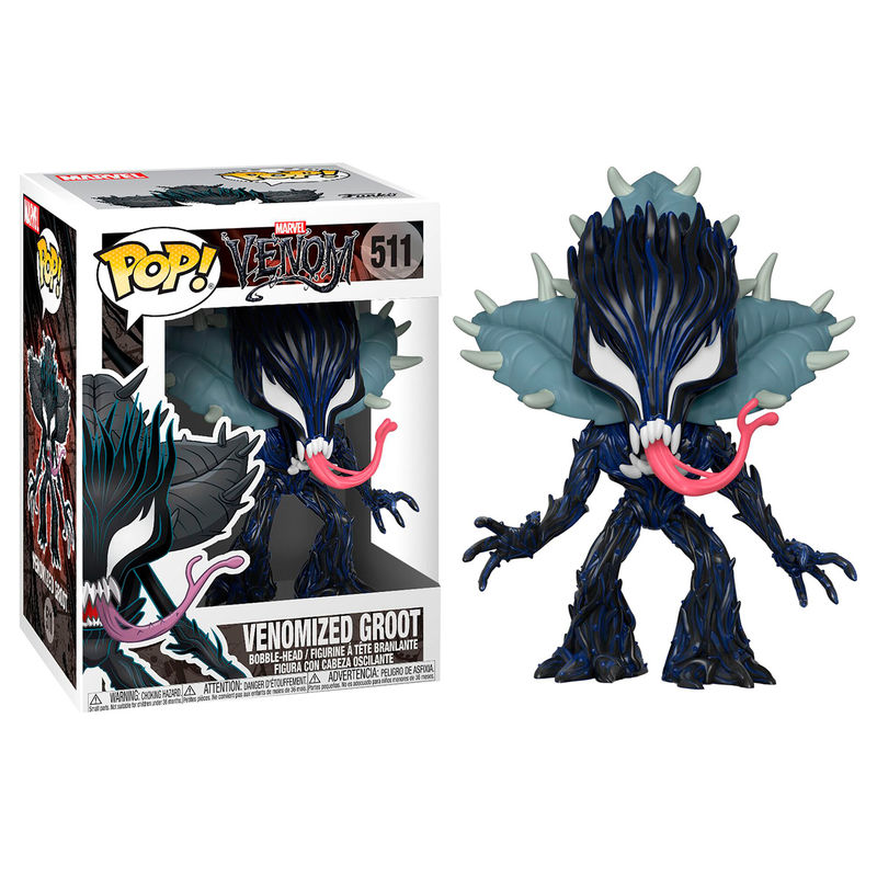 Funko POP o Figura POP Marvel Venom Venomized Groot