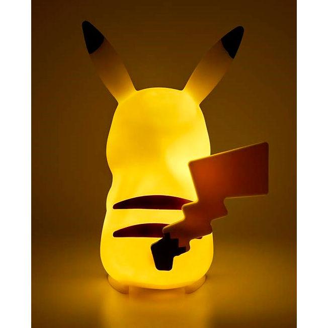 Lampara Led 3D Pokemon Pikachu