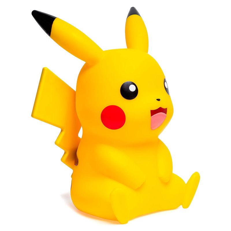 Lampara Led 3D Pikachu Pokemon (2)