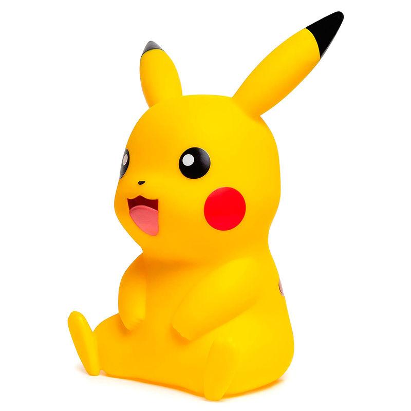 Lampara Led 3D Pikachu Pokemon (3)