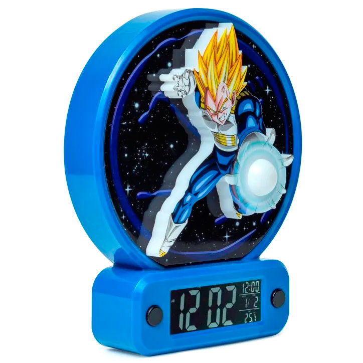 Despertador Dragon Ball Z Vegeta