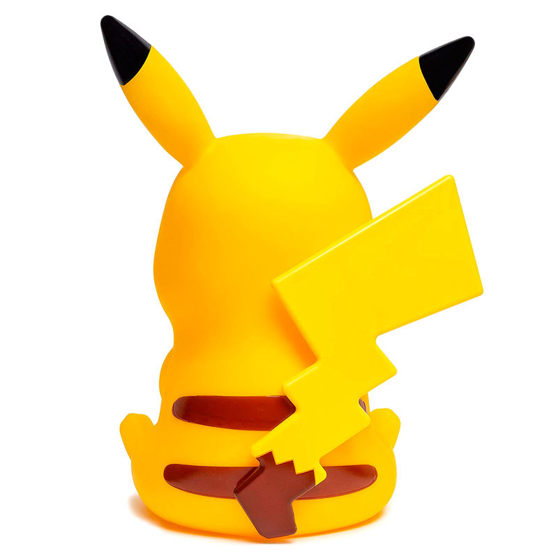 Lampara Led 3D Pikachu Pokemon (4)