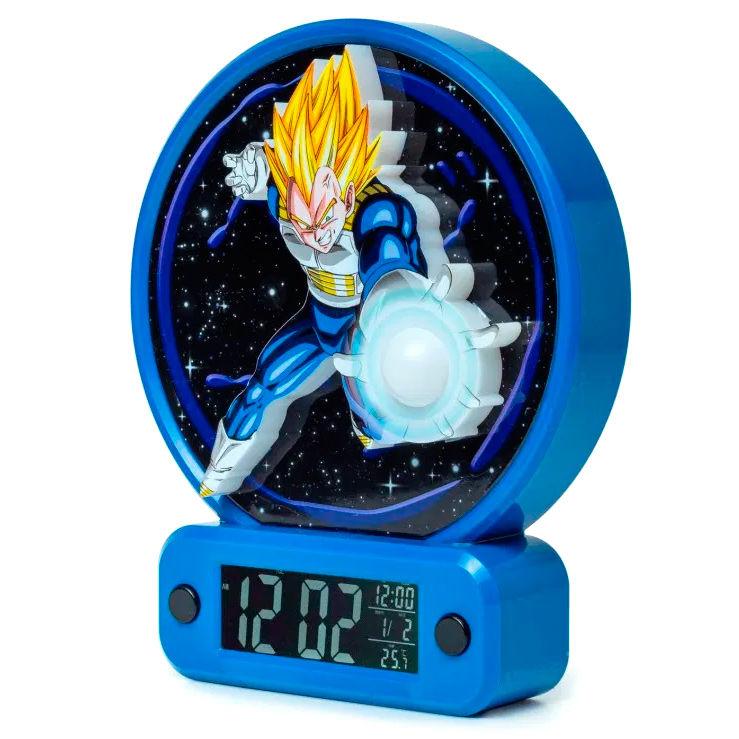 Despertador Vegeta Dragon Ball Z (2)