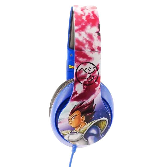 Auriculares Goku & Vegeta Dragon Ball Z