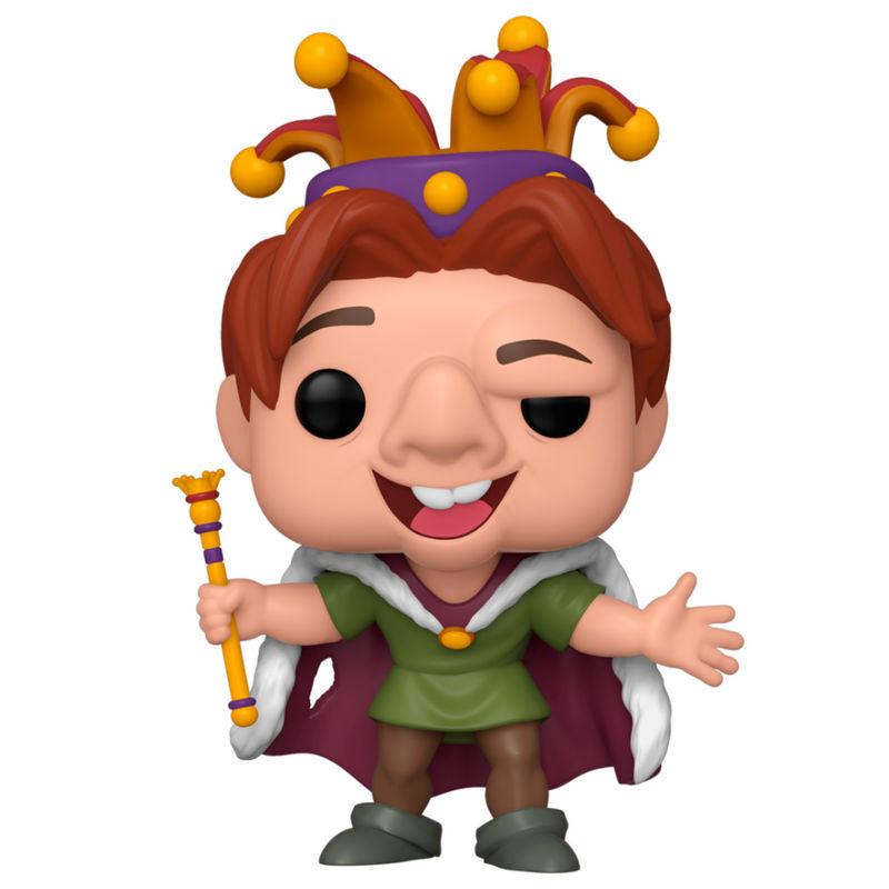 Funko POP o Figura POP Disney El Jorobado de Notre Dame Quasimodo Fool