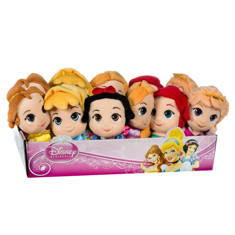 Peluche Princesas Disney soft surtido 20cm 5050624244255
