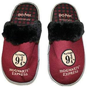 Pantuflas Harry Potter Hogwarts Express Platform 9 3/4 adulto 5991328704945