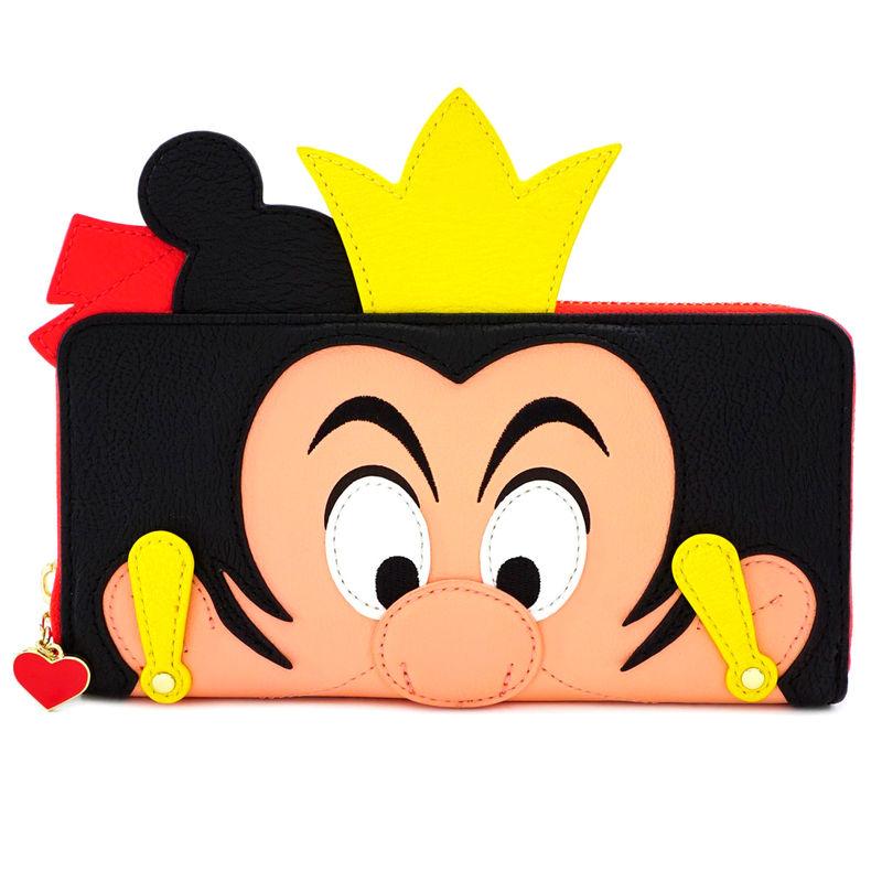 Cartera Reina de Corazones Disney Loungefly