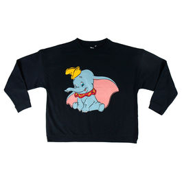 Sudadera Dumbo Disney polar
