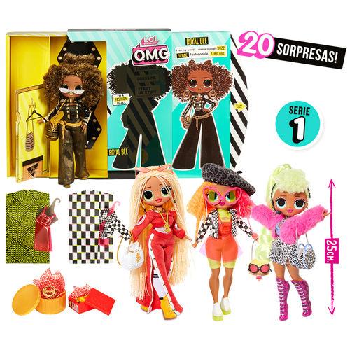 LOL Surprise LOL OMG Top Secret Dolls Swag doll