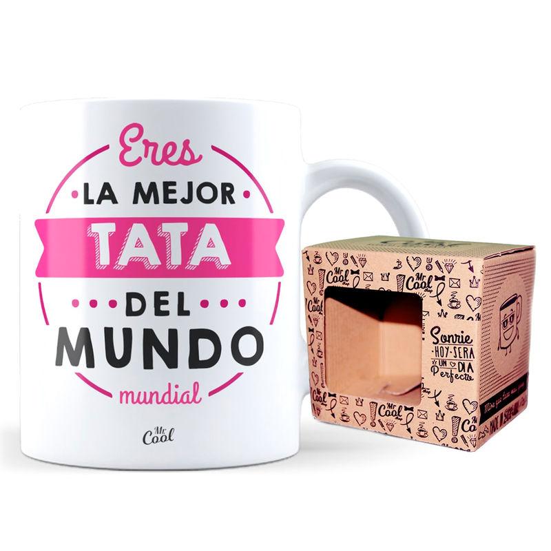 Taza Mejor Tata Del Mundo Mundial 8436571073792