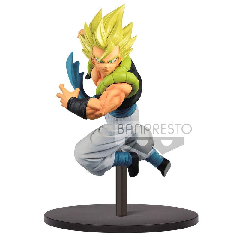 Figura Chosenshiretsuden Super Saiyan Gogeta Dragon Ball Super 17cm 4983164161359