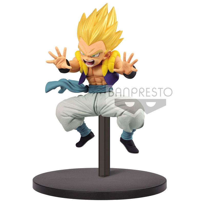 Figura Chosenshiretsuden Super Saiyan Gotenks Dragon Ball Super 10cm By Banprest