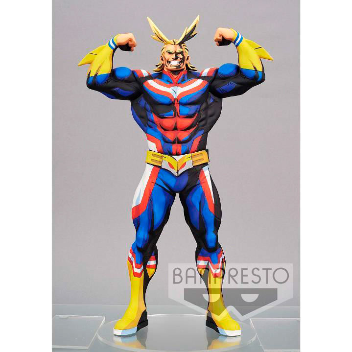 Figura All Might My Hero Academia 28cm By Banpresto