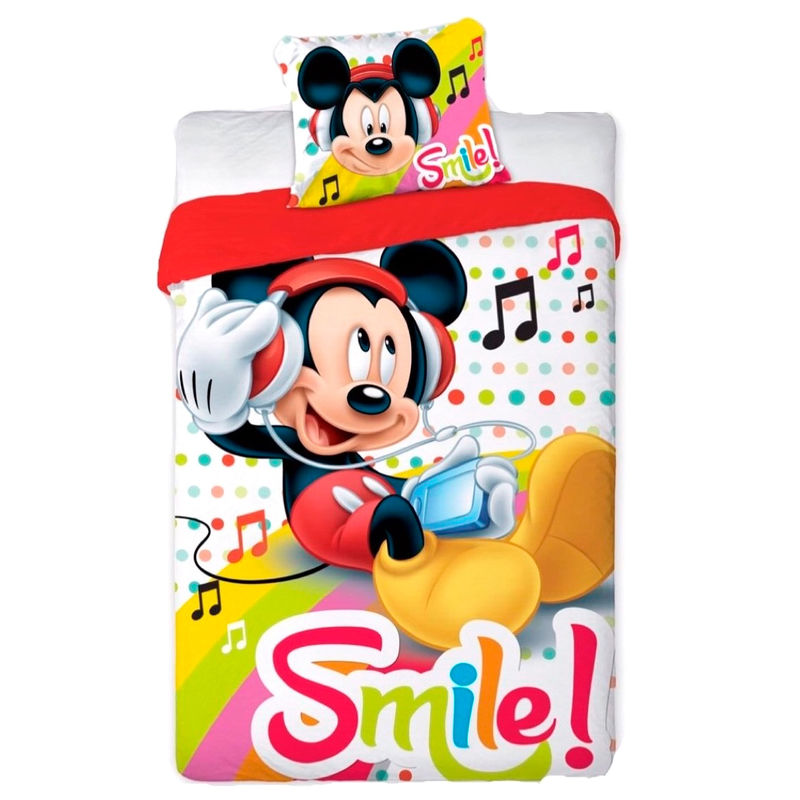 Funda nordica Mickey Disney