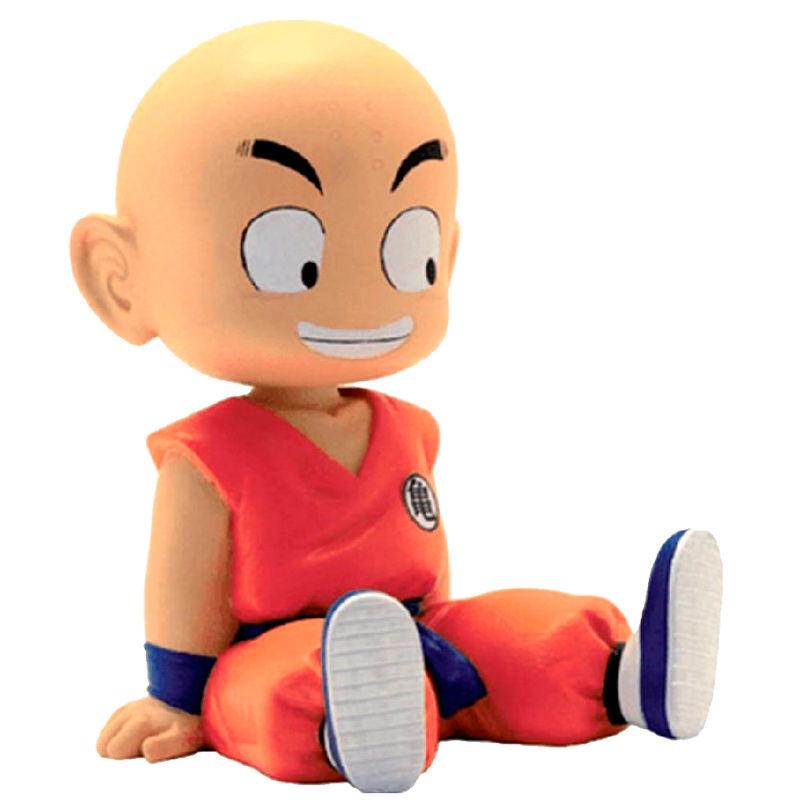 Figura hucha Chibi Krilin Dragon Ball 15cm