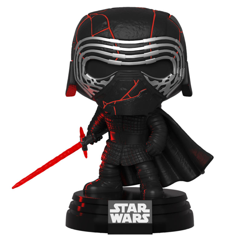 Funko POP o Figura POP Star Wars Rise of Skywalker Kylo Ren Electronico