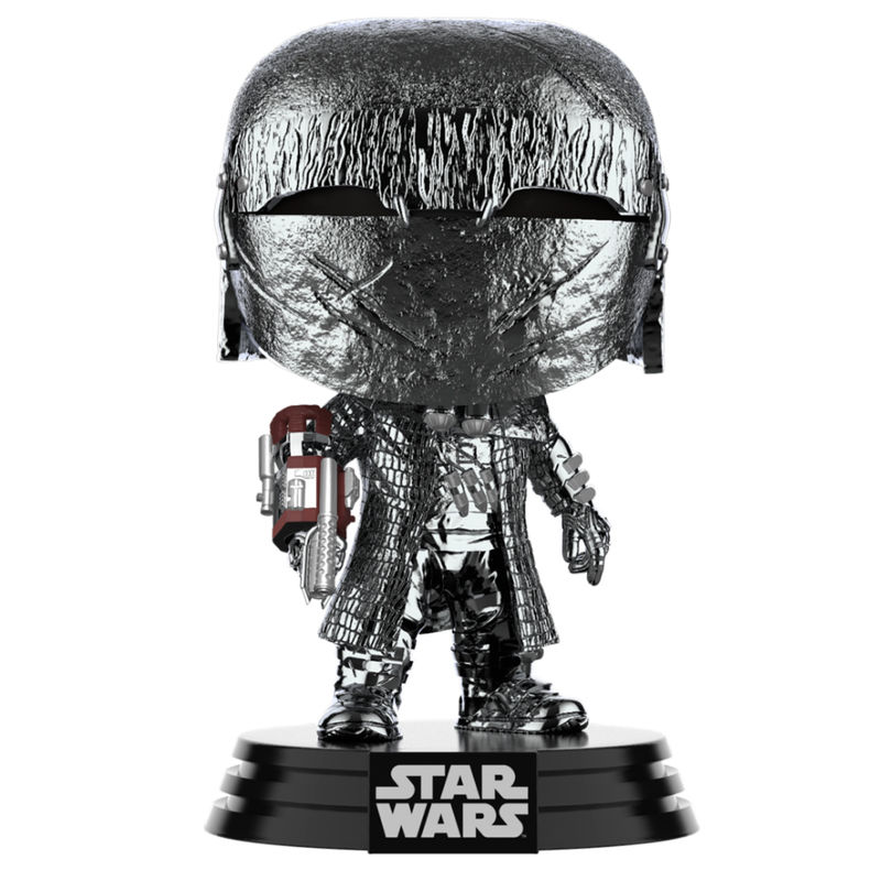 Funko POP o Figura POP Star Wars Rise of Skywalker Knight of Ren Cannon