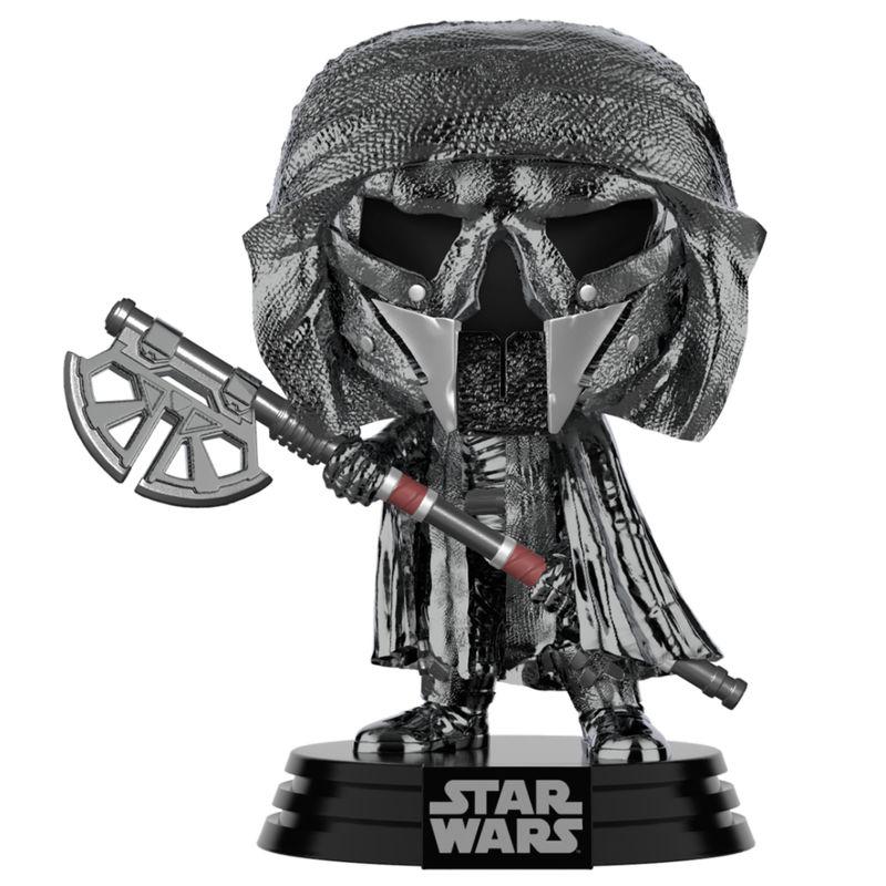Funko POP o Figura POP Star Wars Rise of Skywalker Knight of Ren Axe
