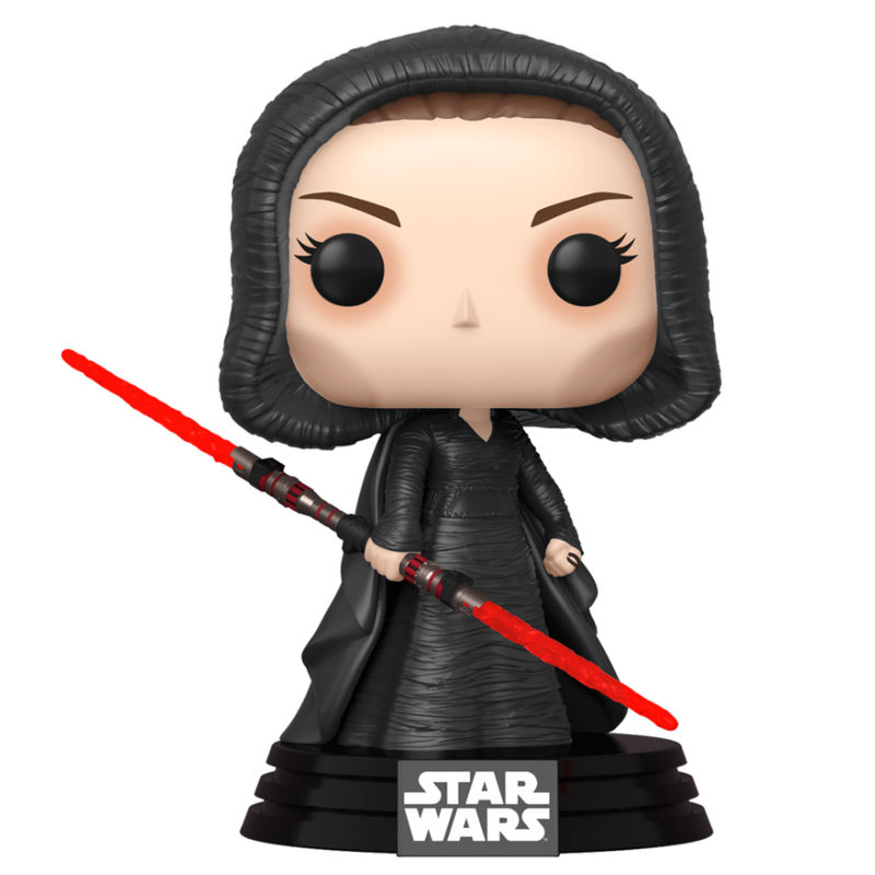 Funko POP o Figura POP Star Wars Rise of Skywalker Dark Rey