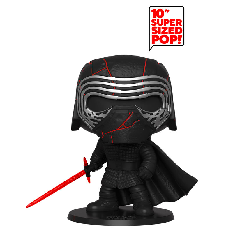 Funko POP o Figura POP Star Wars Rise of Skywalker Skywalker Kylo Ren Glow 25cm