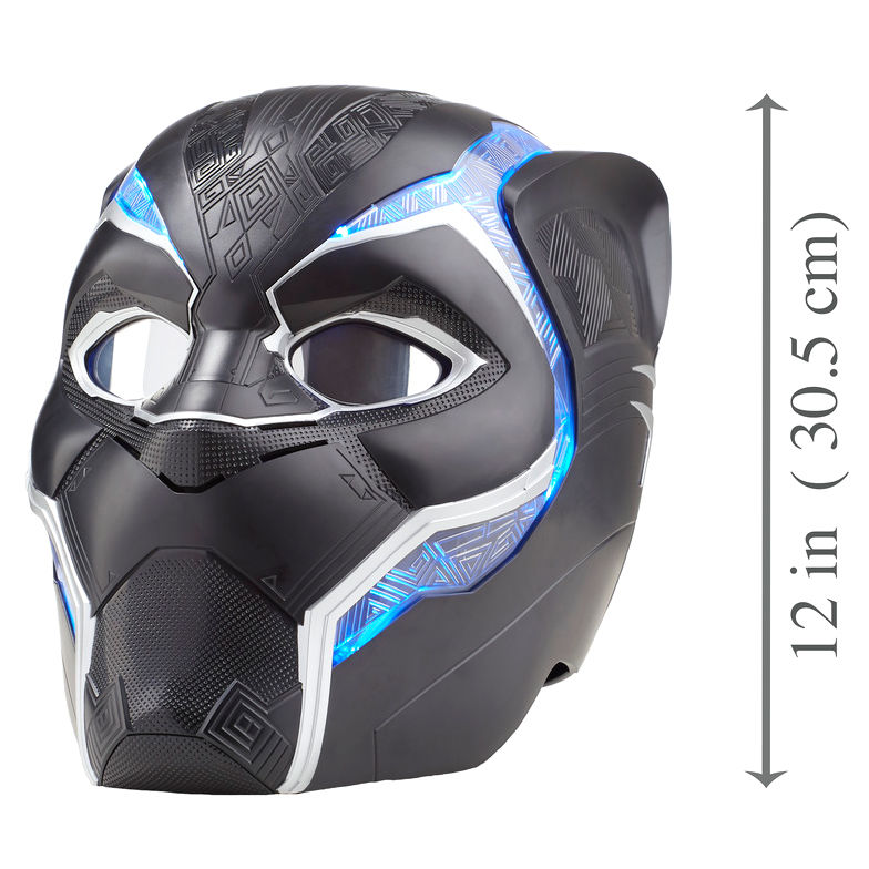 Casco Electronico Black Panther Marvel Legends By Hasbro (3)
