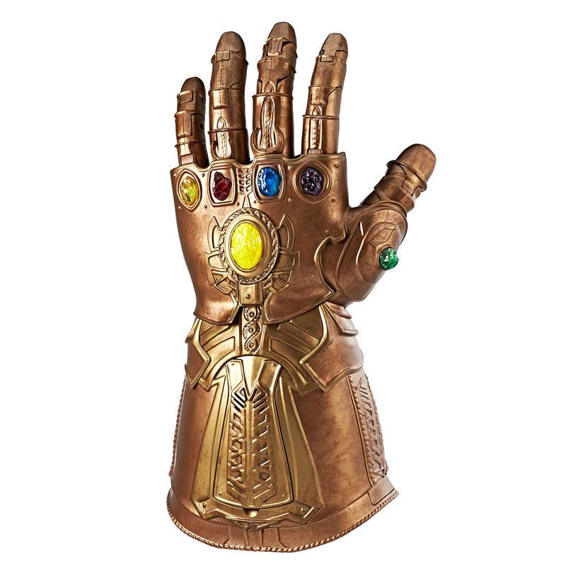 Guantelete Electronico Thanos Avengers Legends Marvel By Hasbro (2)