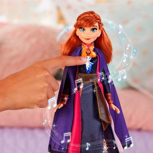 Disney Frozen 2 Anna Spanish Singsong Doll 30cm