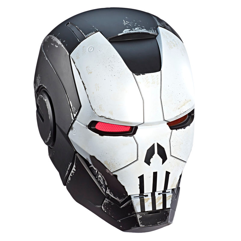 Casco Electronico The Punisher Gamer Verse Marvel Legends By Hasbro (4)