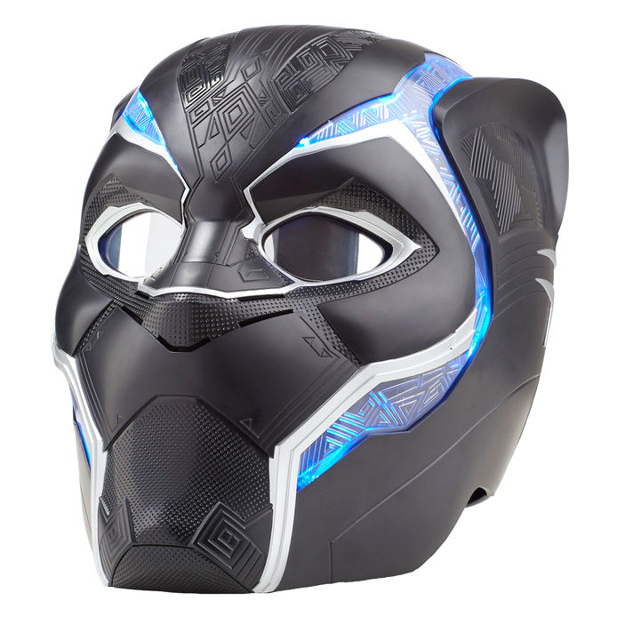 Casco Electronico Black Panther Marvel Legends By Hasbro (4)